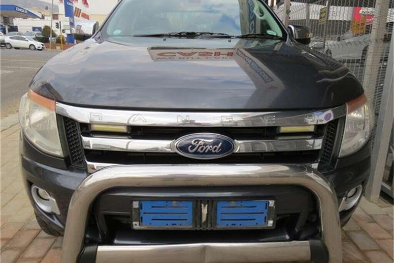 2015 Ford Ranger Ranger 3.2 double cab 4x4 XLT