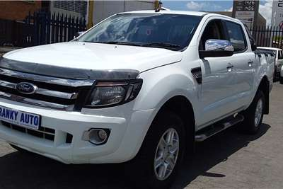 Ford Ranger 3.2 double cab 4x4 XLT 2016