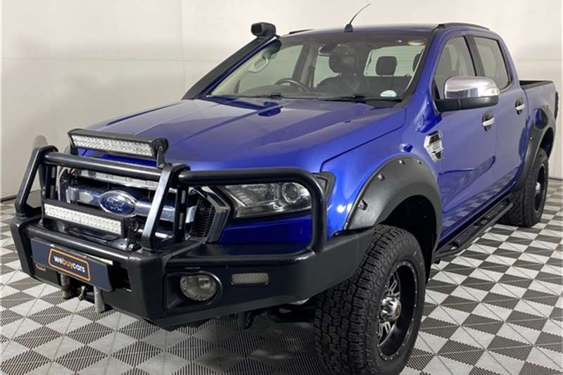 Used 2016 Ford Ranger 3.2 double cab 4x4 XLT