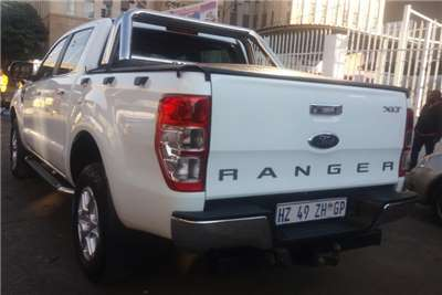 Ford Ranger 3.2 double cab 4x4 XLT 2017