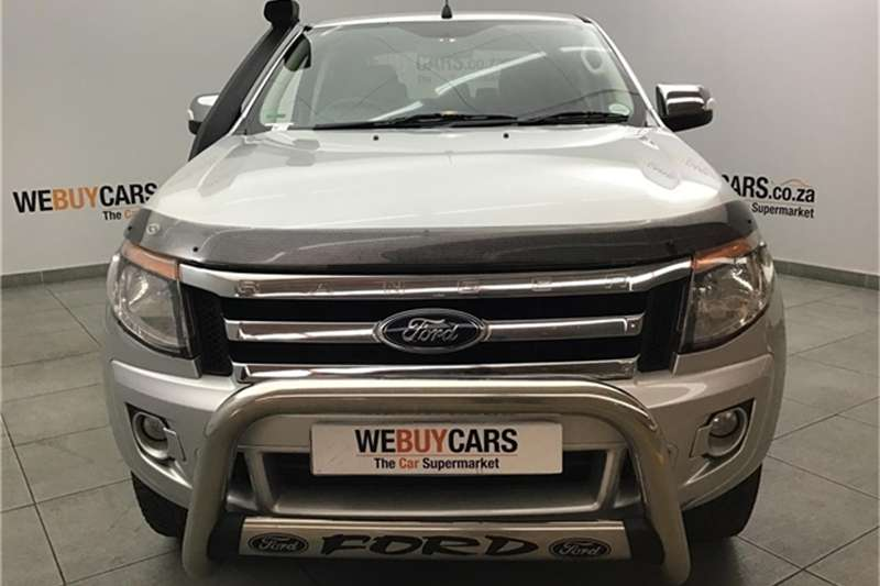 Ford Ranger 3.2 double cab 4x4 XLT auto 2012