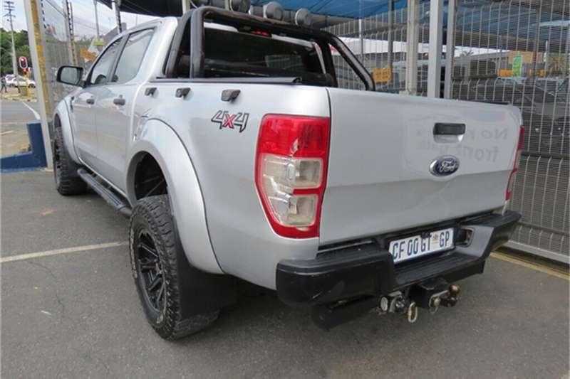 Ford Ranger 3.2 double cab 4x4 XLT auto 2012