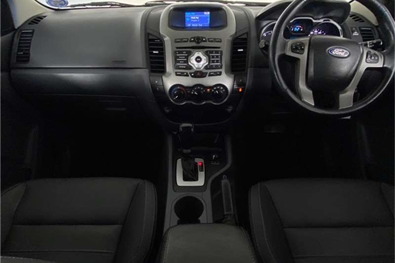 2012 Ford Ranger Ranger 3.2 double cab 4x4 XLT auto