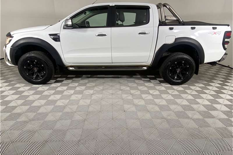 Used 2012 Ford Ranger 3.2 double cab 4x4 XLT auto