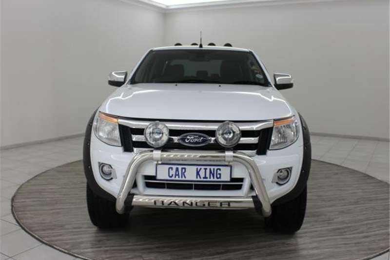 Ford Ranger 3.2 double cab 4x4 XLT auto 2013