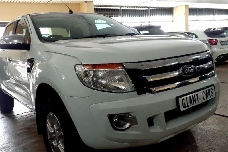 Used 2013 Ford Ranger 3.2 double cab 4x4 XLT auto