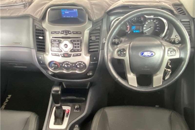 2013 Ford Ranger Ranger 3.2 double cab 4x4 XLT auto