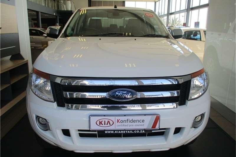 Ford Ranger 3.2 double cab 4x4 XLT auto 2014