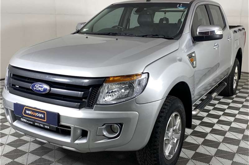 Used 2014 Ford Ranger 3.2 double cab 4x4 XLT auto