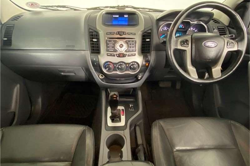 2014 Ford Ranger Ranger 3.2 double cab 4x4 XLT auto