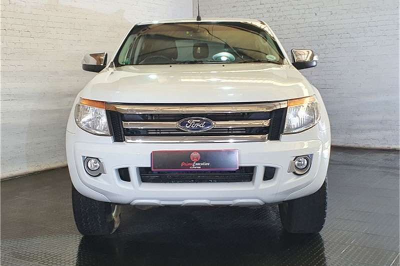 Used 2015 Ford Ranger 3.2 double cab 4x4 XLT auto