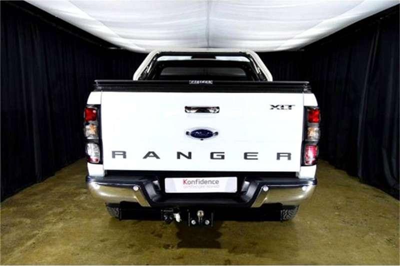 Ford Ranger 3.2 double cab 4x4 XLT auto 2016