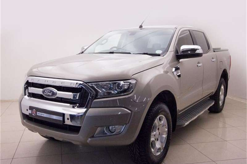 Ford Ranger 3.2 double cab 4x4 XLT auto 2016