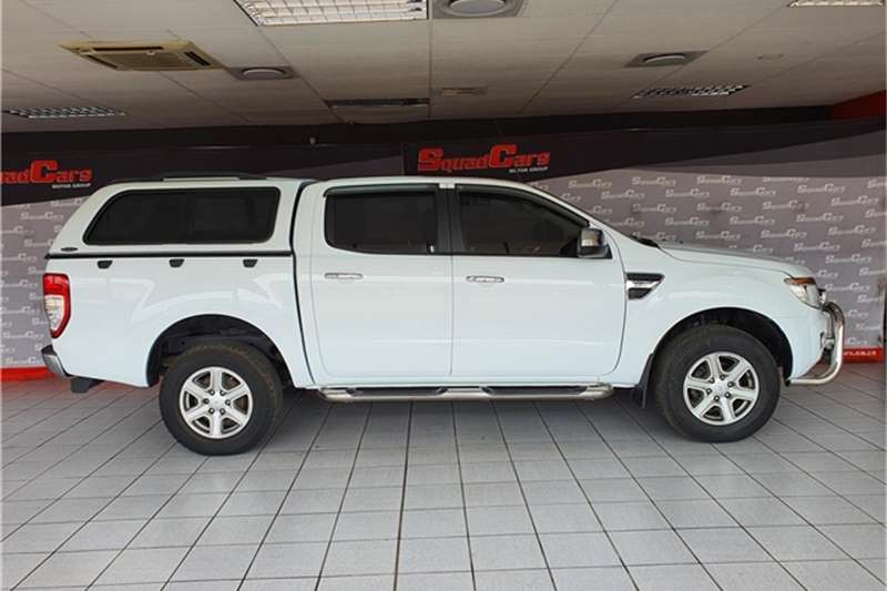 Used 2016 Ford Ranger 3.2 double cab 4x4 XLT auto