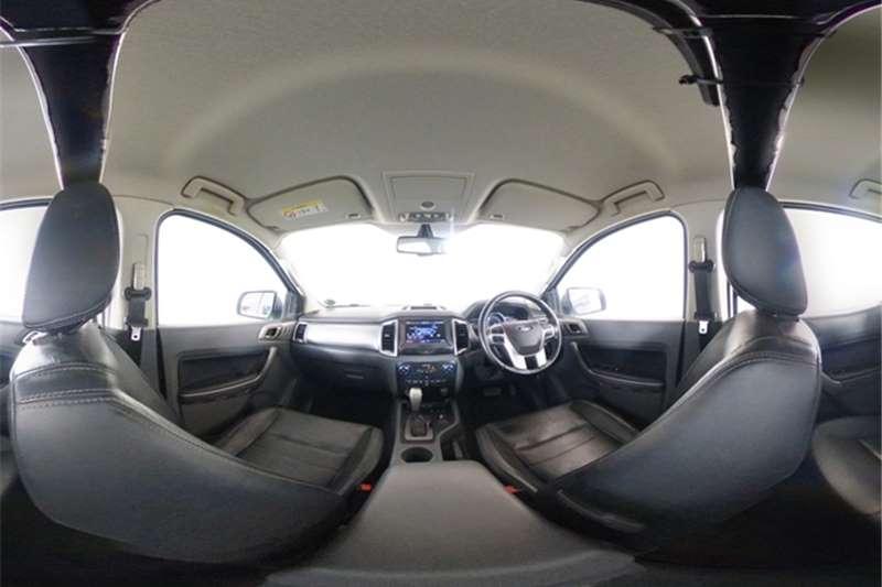 2016 Ford Ranger Ranger 3.2 double cab 4x4 XLT auto