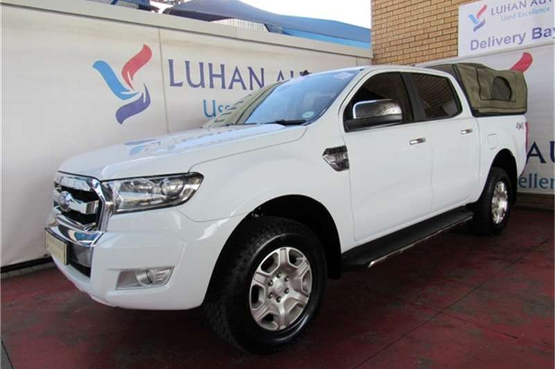 Ford Ranger 3.2 double cab 4x4 XLT auto 2017