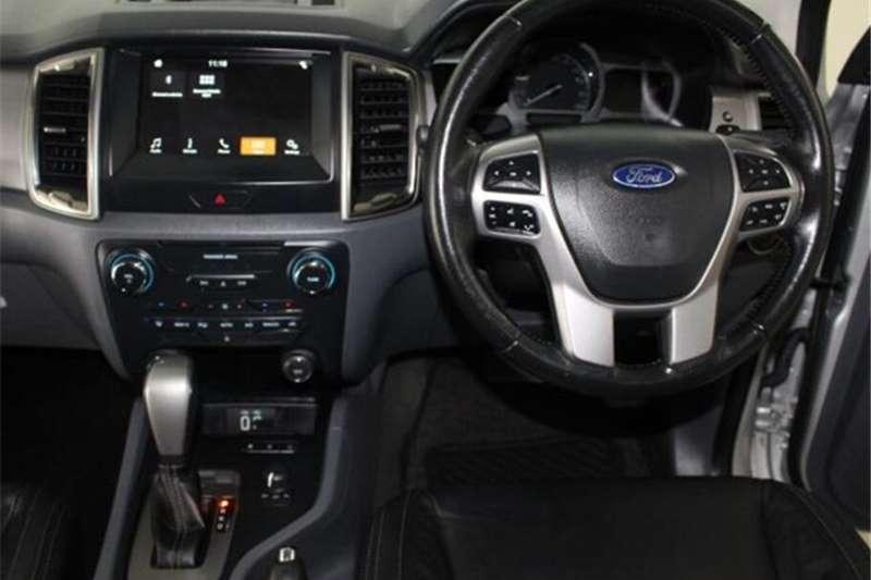 Ford Ranger 3.2 double cab 4x4 XLT auto 2017