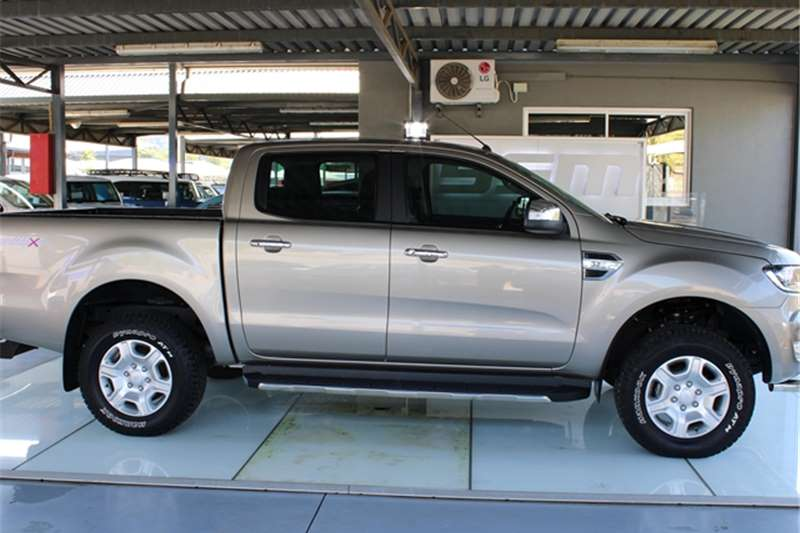 Used 2017 Ford Ranger 3.2 double cab 4x4 XLT auto