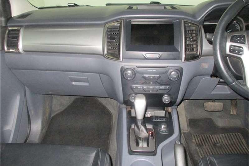 Ford Ranger 3.2 double cab 4x4 XLT auto 2018