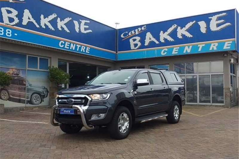 Ford Ranger 3.2 double cab 4x4 XLT auto 2018