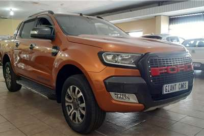 Used 2018 Ford Ranger 3.2 double cab 4x4 XLT auto
