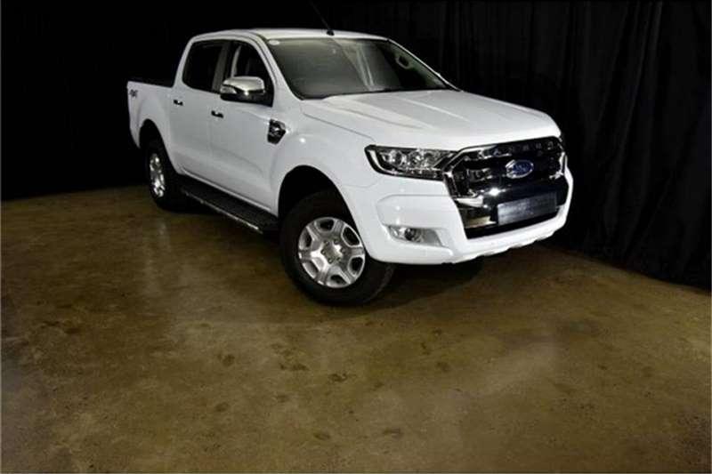 Ford Ranger 3.2 double cab 4x4 XLT auto 2019