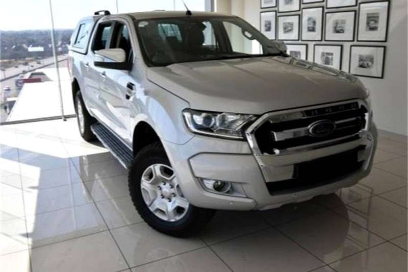 Ford Ranger 3.2 double cab 4x4 XLT auto 2019