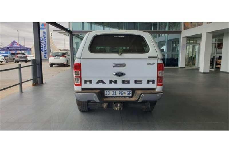 2019 Ford Ranger Ranger 3.2 double cab 4x4 XLT auto