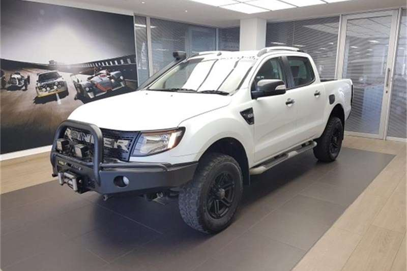 Ford Ranger 3.2 double cab Hi Rider Wildtrak 2013