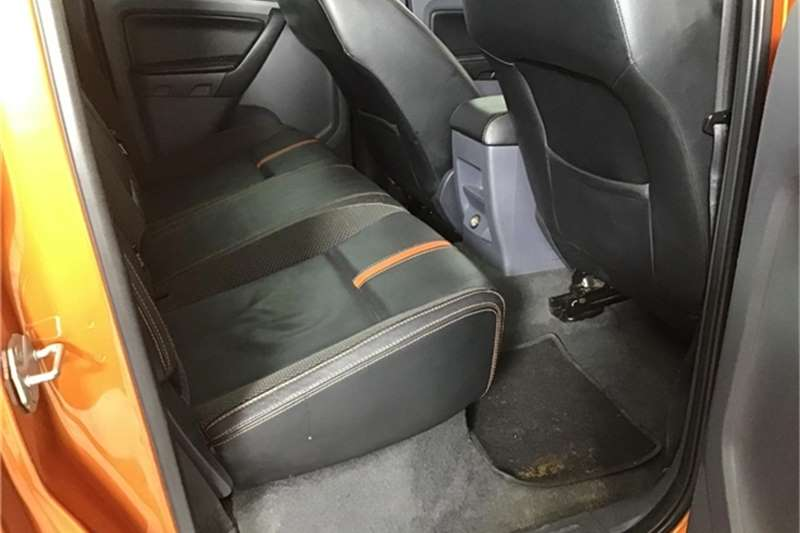 Ford Ranger 3.2 double cab Hi-Rider Wildtrak 2013