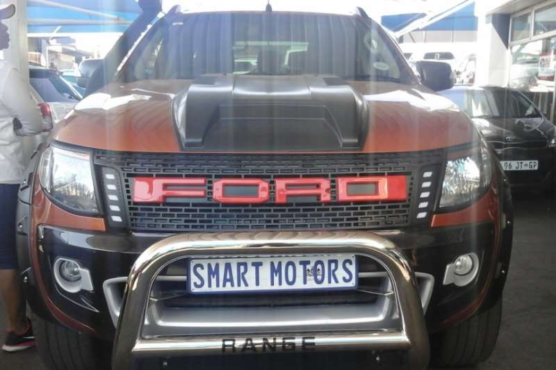 Ford Ranger 3.2 double cab Hi Rider Wildtrak 2014