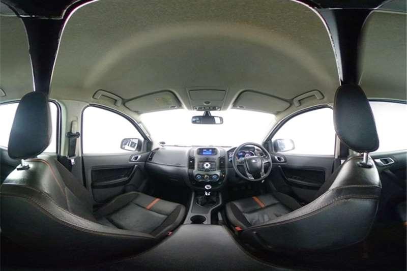 2014 Ford Ranger Ranger 3.2 double cab Hi-Rider Wildtrak