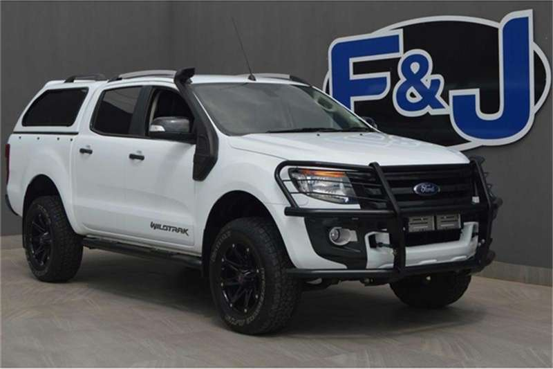 Ford Ranger 3.2 double cab Hi Rider Wildtrak 2015