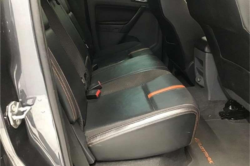 Ford Ranger 3.2 double cab Hi-Rider Wildtrak 2015