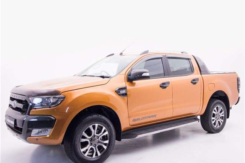Ford Ranger 3.2 double cab Hi Rider Wildtrak 2016