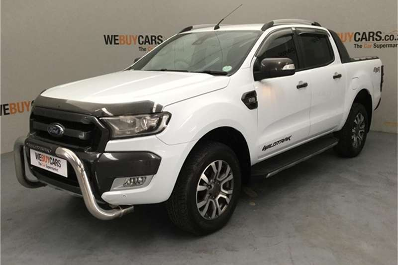 Ford Ranger 3.2 double cab Hi Rider Wildtrak 2017