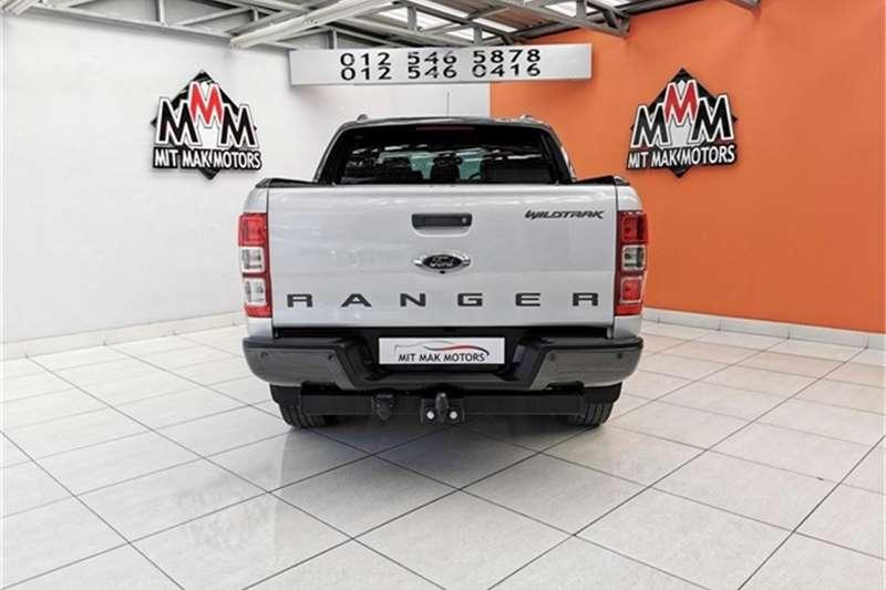 Ford Ranger 3.2 double cab Hi Rider Wildtrak 2017