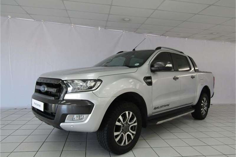Ford Ranger 3.2 double cab Hi Rider Wildtrak 2018