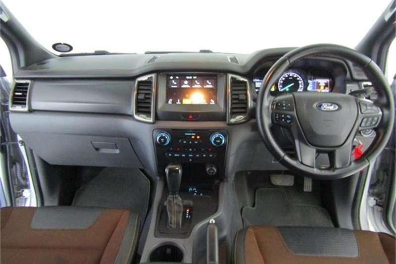 Ford Ranger 3.2 double cab Hi Rider Wildtrak 2018