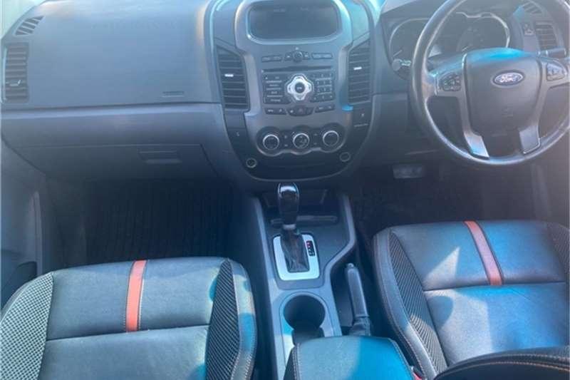 Used 2013 Ford Ranger 3.2 double cab Hi Rider Wildtrak auto