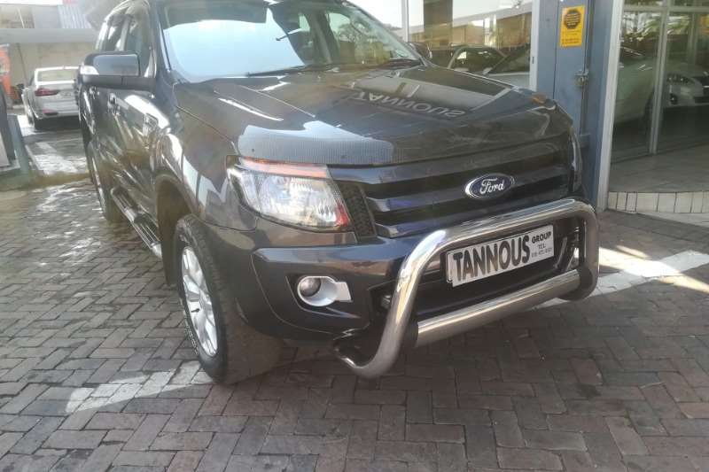 Ford Ranger 3.2 double cab Hi-Rider Wildtrak auto 2014
