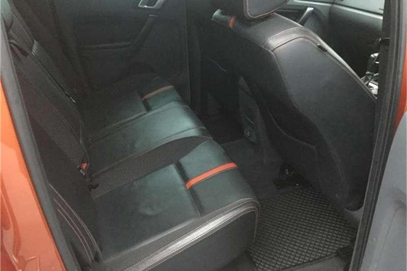 Ford Ranger 3.2 double cab Hi-Rider Wildtrak auto 2014