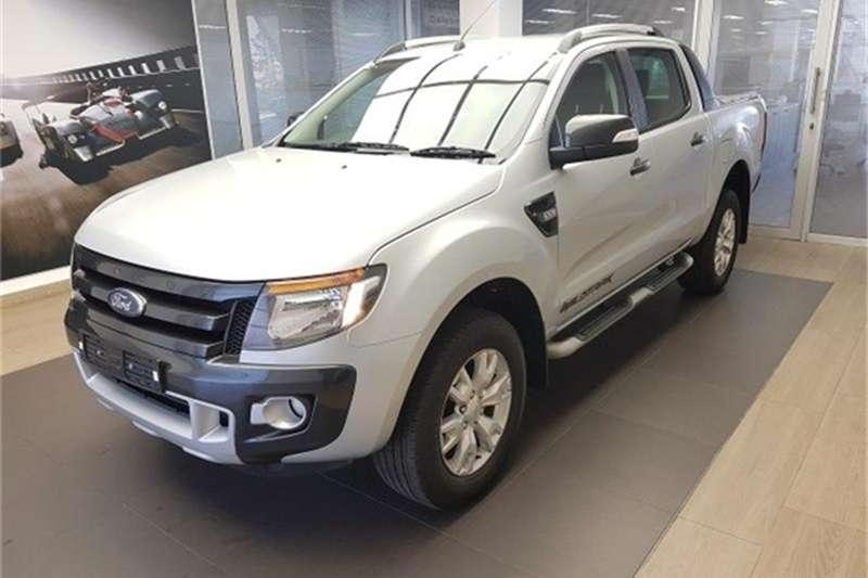 Ford Ranger 3.2 double cab Hi Rider Wildtrak auto 2015