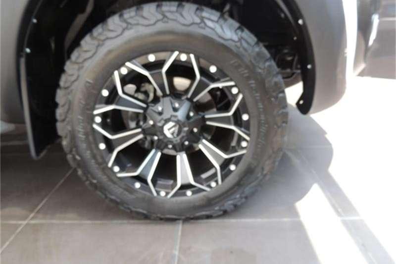Ford Ranger 3.2 double cab Hi Rider Wildtrak auto 2015