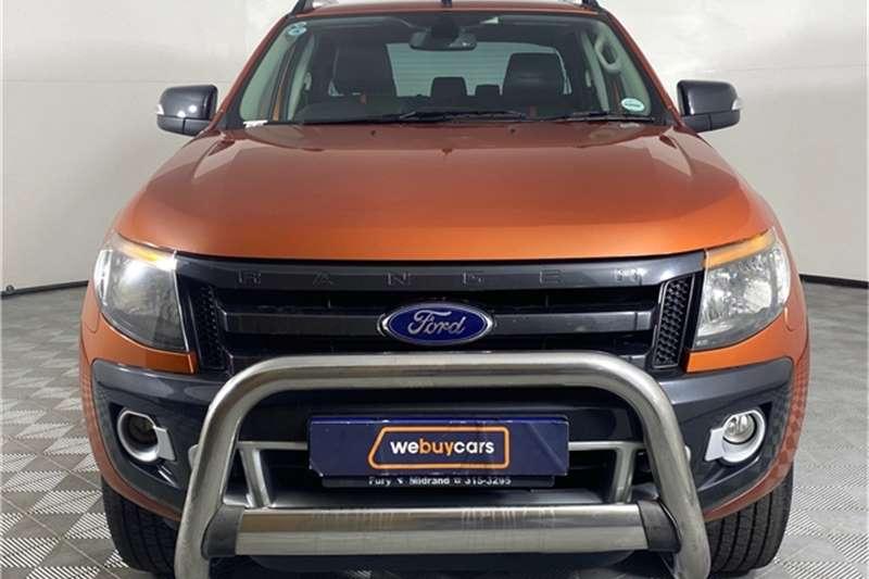 2015 Ford Ranger Ranger 3.2 double cab Hi-Rider Wildtrak auto
