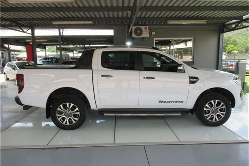 Ford Ranger 3.2 double cab Hi Rider Wildtrak auto 2016