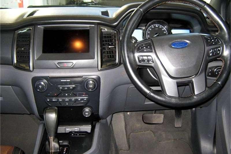 Ford Ranger 3.2 double cab Hi-Rider Wildtrak auto 2016