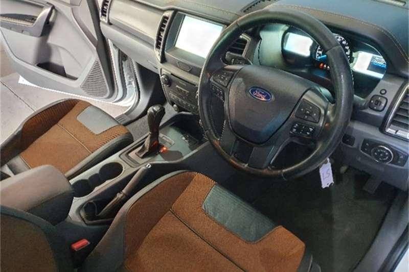 2016 Ford Ranger Ranger 3.2 double cab Hi-Rider Wildtrak auto