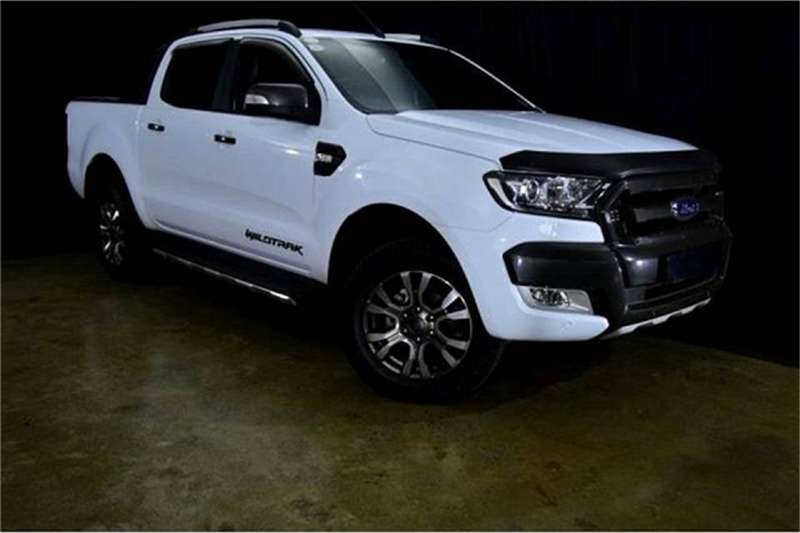 Ford Ranger 3.2 double cab Hi Rider Wildtrak auto 2017
