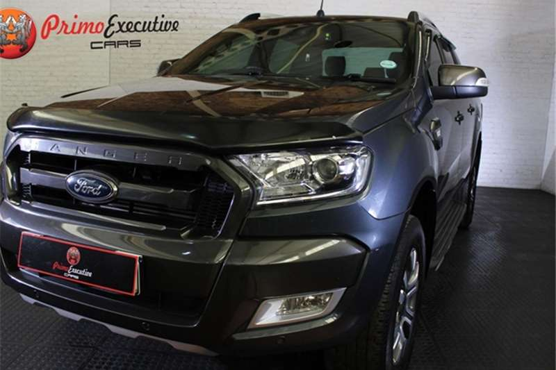 Ford Ranger 3.2 double cab Hi-Rider Wildtrak auto 2017
